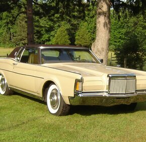 1971 Lincoln Mark III for sale 101177709